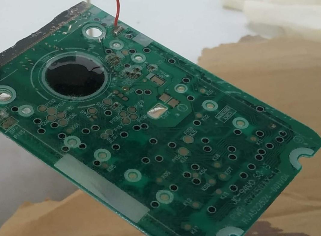 Nghiên cứu chế tạo vật liệu composit trên cơ sở nhựa epoxy ED-20, ứng dụng bịt, bọc các chi tiết điện-điện tử dưới đáy biển phục vụ cho ngành khai thác dầu khí