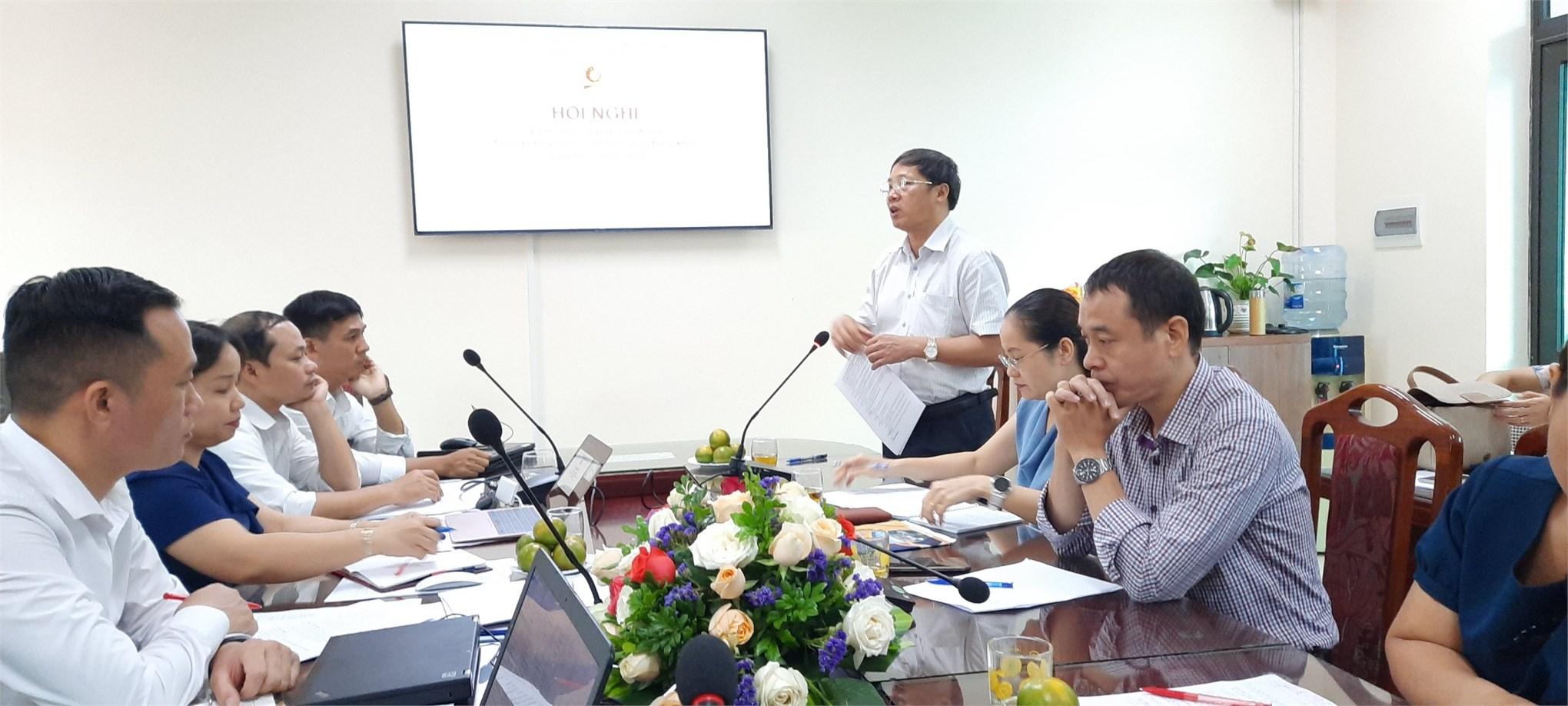Hội nghị viên chức, người lao động tổng kết năm học 2019-2020 và triển khai nhiệm vụ năm học 2020-20212019-2020 Khoa Công nghệ Hóa