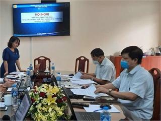 Hội nghị viên chức, người lao động tổng kết năm học 2020-2021 và triển khai nhiệm vụ năm học 2021-2022 khoa Công nghệ Hóa