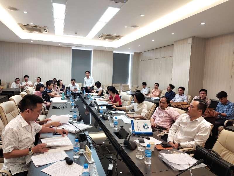 Hội nghị khoa học HaUI lần thứ IV - Phân ban Công nghệ Hóa