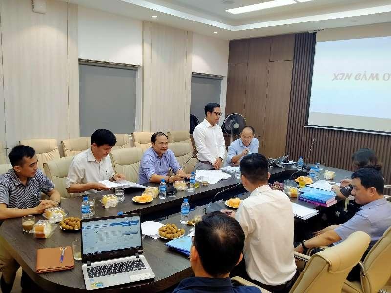 Đánh giá tiểu luận tổng quan cho nghiên cứu sinh Nguyễn Văn Thắng chuyên ngành Kỹ thuật hóa học