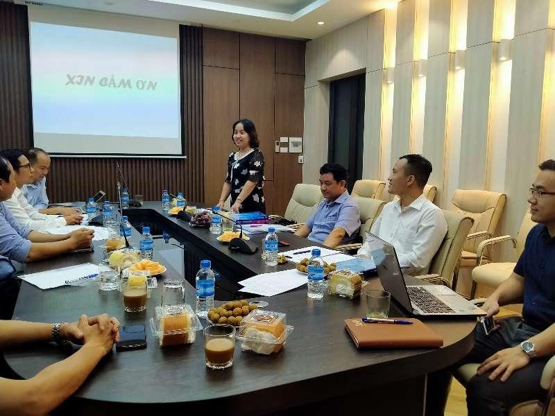 Đánh giá tiểu luận tổng quan cho nghiên cứu sinh Vũ Tiến Việt chuyên ngành Kỹ thuật hóa học