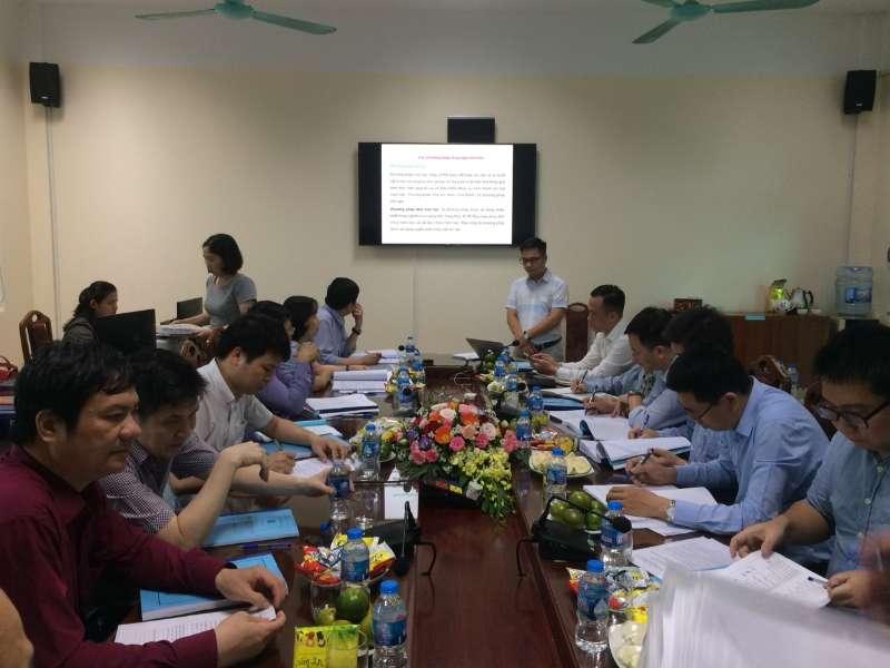 Hội thảo Luận án tiến sĩ cho nghiên cứu sinh ngành Kỹ thuật hóa học